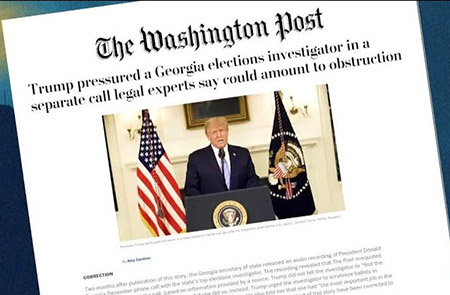 Georgia in review: How corporate media uses the 'wrap-up smear' to criminalize politics