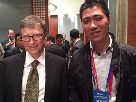 Report: Bill Gates tied to Chinese firm 'mining' Americans' DNA data through covid tests