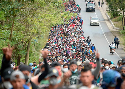 Gallup to Team Biden: 42 million more are waiting to breach southern border