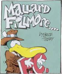 Gannett cancels cartoon duck: Mallard Fillmore plucked