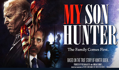 'My Son Hunter': True crime movie coming soon, producers say