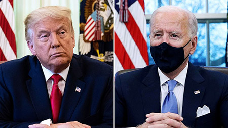 Succession notes: Trump wished Biden well, 'from the heart'; Obama pressed Trump to uphold 'international order'