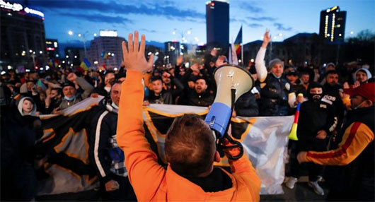 Unreported: Massive, Europe-wide anti-lockdown demonstrations