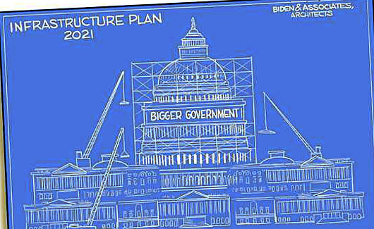 Mystery of 'Infrastructure plan' solved