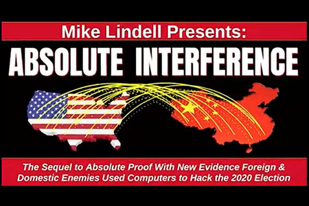 Four lines of evidence: Why Lindell's 'Absolute Interference' cannot be dismissed