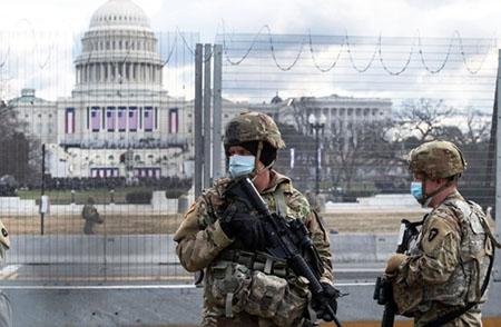 Why? Capitol still on high alert for Biden's first address to Congress