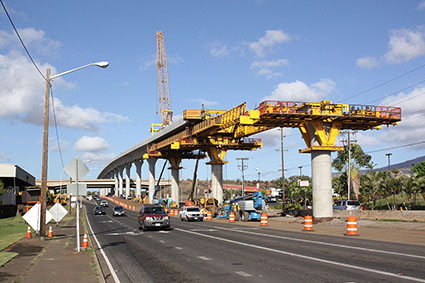Off the rails: Hawaii project costing taxpayers $1 billion per mile