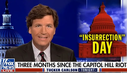 Rotten to the core: Tucker Carlson exposes DOJ's Jan. 6 abuses in withering opening statement