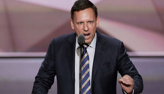 Thiel shares insights on Big Tech's 'magical thinking' about 'omni-malevolent' China