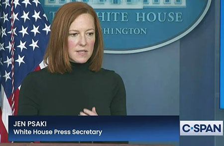 Stereotype much? Psaki says rural targets for pro-vaccine ads are fishing shows, NASCAR and Country Music TV