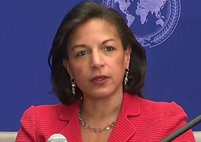 Biden puts Susan Rice in charge of expanding mail-in voting