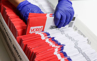 Most of record high Texas election fraud cases involved mail-in ballots