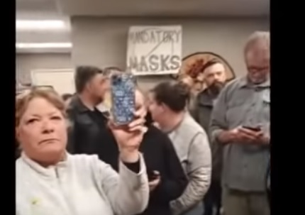 Vail school board voted out after fleeing mask protest; New board ends mandate