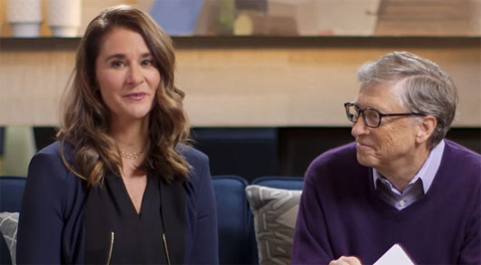 Melinda Gates has a change of heart, and DNA, after getting miracle vaccine