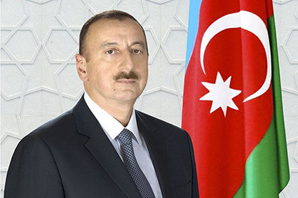 Azerbaijani president confronts BBC reporter over freedom of the press and Julian Assange