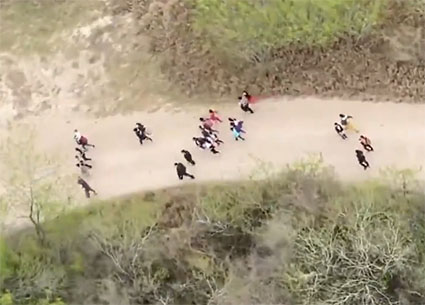 Poll: 80 percent see border situation as 'crisis that needs to be addressed immediately'