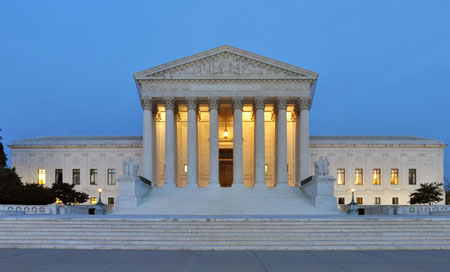Unanimous Supreme Court rejects warrantless seizure of firearms from home