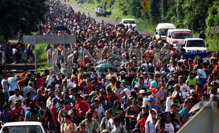 Nothing organic about illegal immigration: What Democrats, Mexico and China's CCP have in common