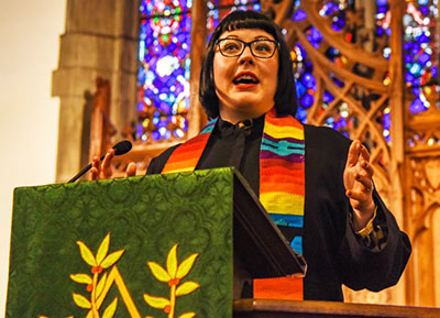 Planned Parenthood's Christian minister: Abortion is never immoral under any circumstances