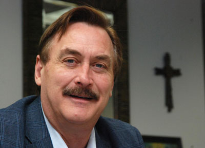 Lindell sees election fraud 'game changer' in Michigan