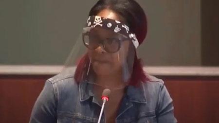 Black parent slams Critical Race Theory at Virginia school board meeting