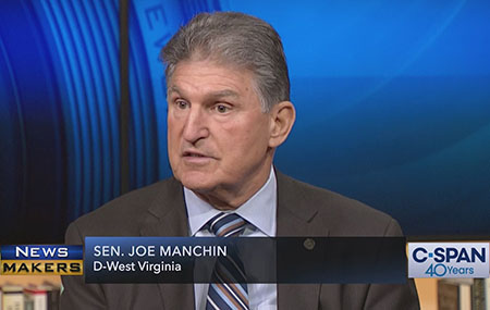 H.R. 1 dead in the water? Manchin derails push for one-party rule