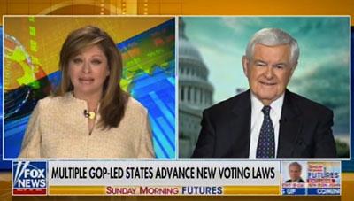 Newt said it: 'No question' 2020 battleground states were stolen