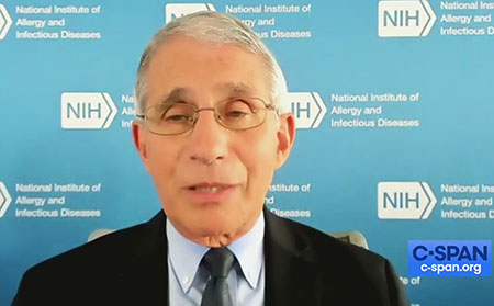 Suddenly, the esteemed Dr. Fauci is on the grill over origins of Covid