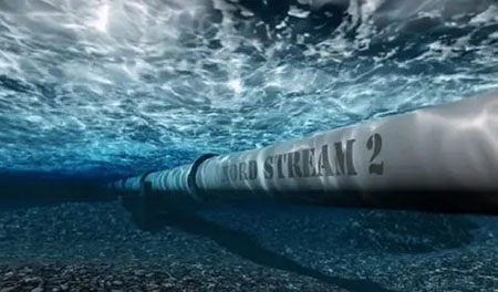 Tale of 3 pipelines; Team Biden's mysterious reversal on Nord Stream followed Colonial hack