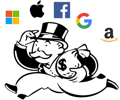 The Big Tech-Pharma axis: Medical establishment power surges to new heights