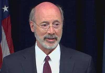 Pennsylvania voters limits powers of Democrat governor deemed 'tyrannical' by critics