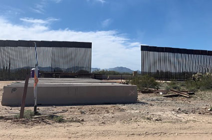 Team Biden's Pentagon cancels all border wall projects it funded under President Trump