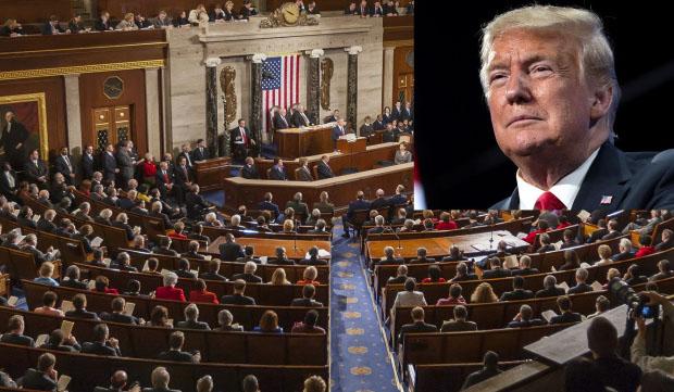 Reinstatement shocker: Jan. 6 commission voted down; Elites now agree Trump won hands down