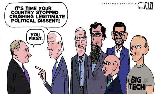 Putin the 'killer' meets Team Biden