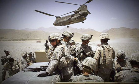 Clouds over Afghanistan as U.S prepares fateful Sept. 11 pullout