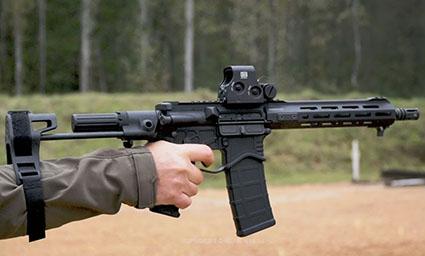 Team Biden seeks to levy $200 tax on all AR-style pistols