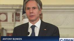 Secretary of State Antony Blinken's family ties to George Soros run root deep