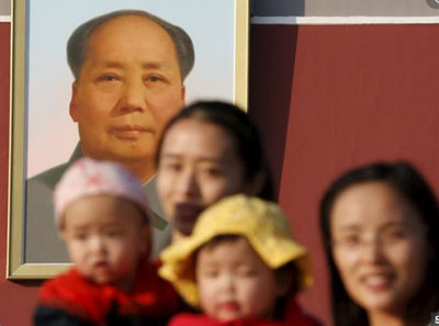 Rights activist: China's move to 3-child policy keeps the 'womb police' in business