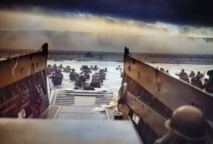 D-Day, 1944; More than 4,000 died but by late August northern France had been liberated
