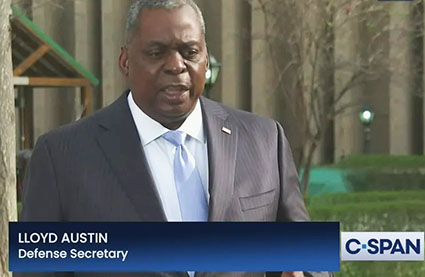 Veteran slams SecDef Austin after he admits U.S. military not 'fundamentally racist' after all