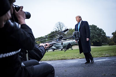 Trust in media? U.S. ranks dead last among free nations following Trump exit