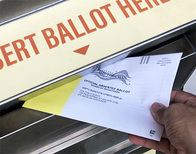 Judge clears way for audit of ballots in Fulton County, Georgia