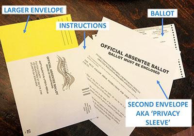 Based on affidavits, pro-Democrat judge ordered ballots unsealed in Fulton County Georgia