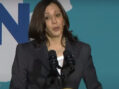 Harris to Americans; 'Knock on doors' and press the unvaccinated to get jab