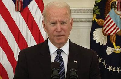 Team Biden's response to a Democrat-incited year of violence? Gun control