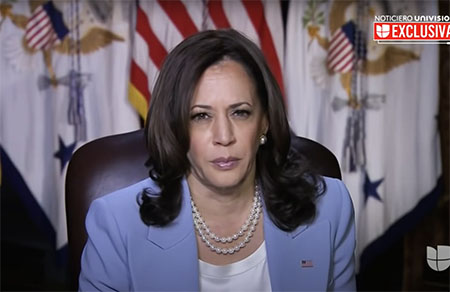Texas is flyover country for Kamala Harris; Guatemala gives hostile reception to Team Biden agenda