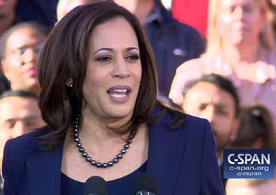 Half a million illegals have poured over the border since Harris was put in charge of it