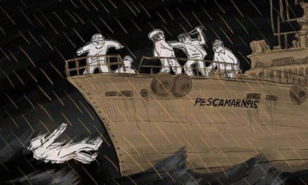 'Human rights lawyer' Moon Jae-In defended Chinese mutineers who massacred South Korean crew