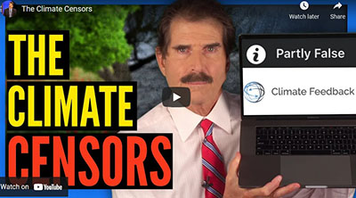 John Stossel takes on 'fact checkers' who censored his video on climate change