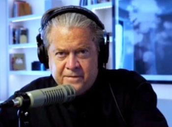 Bannon: GOP in 2022 should appoint Trump House Speaker so he can impeach Joe Biden